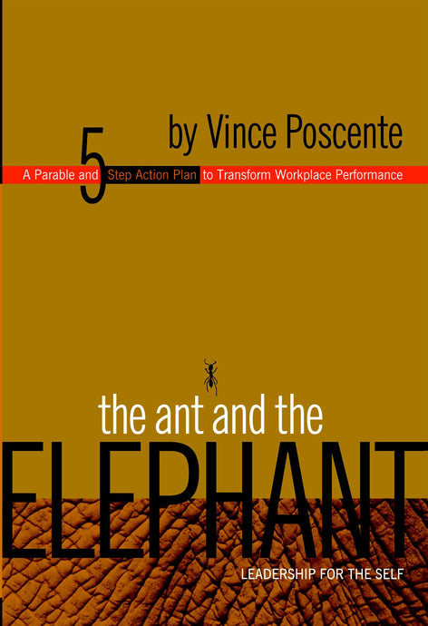 The Ant and the Elephant - eBook