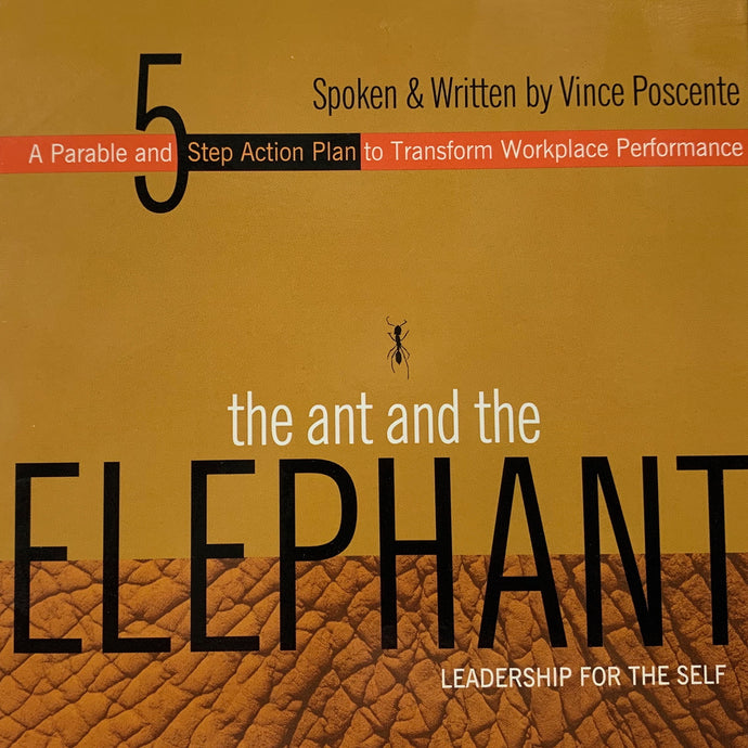 The Ant and the Elephant - Audio Book