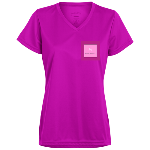 1790 Augusta Ladies' Wicking T-Shirt