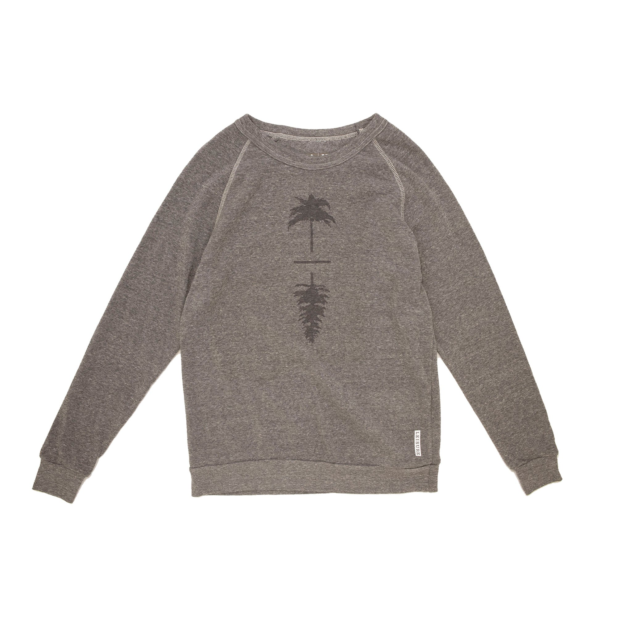 Coast To Coast Old Growth Palm To Pine Crewneck