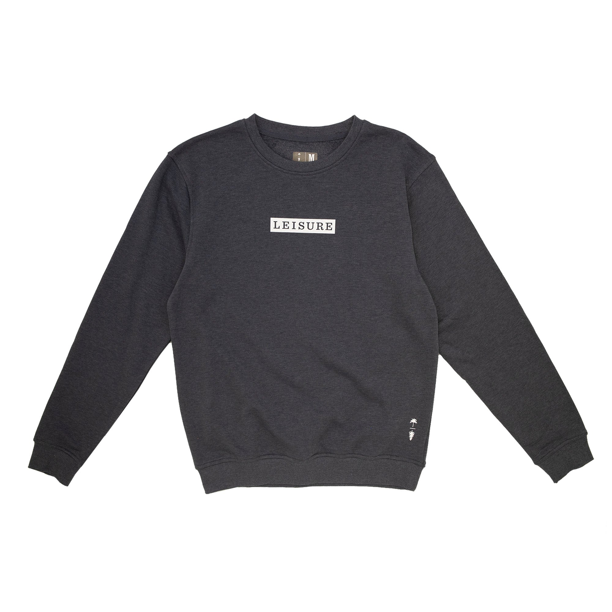 Classic Leisure Slab Crewneck