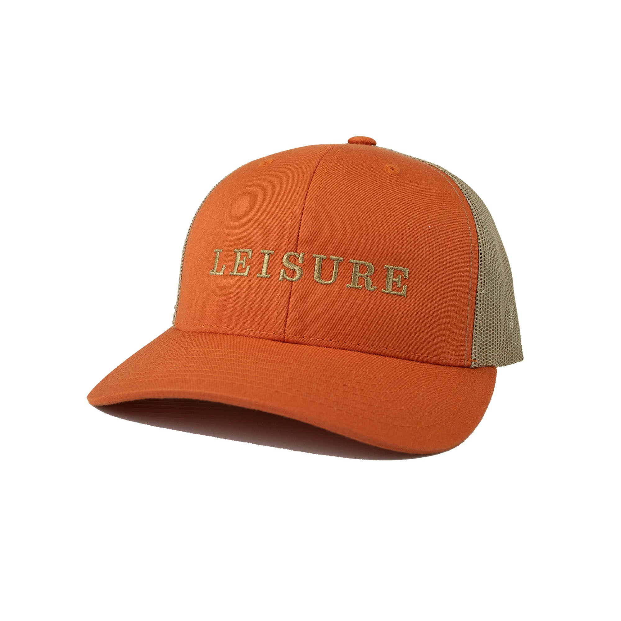 Retro Trucker Leisure Snapback