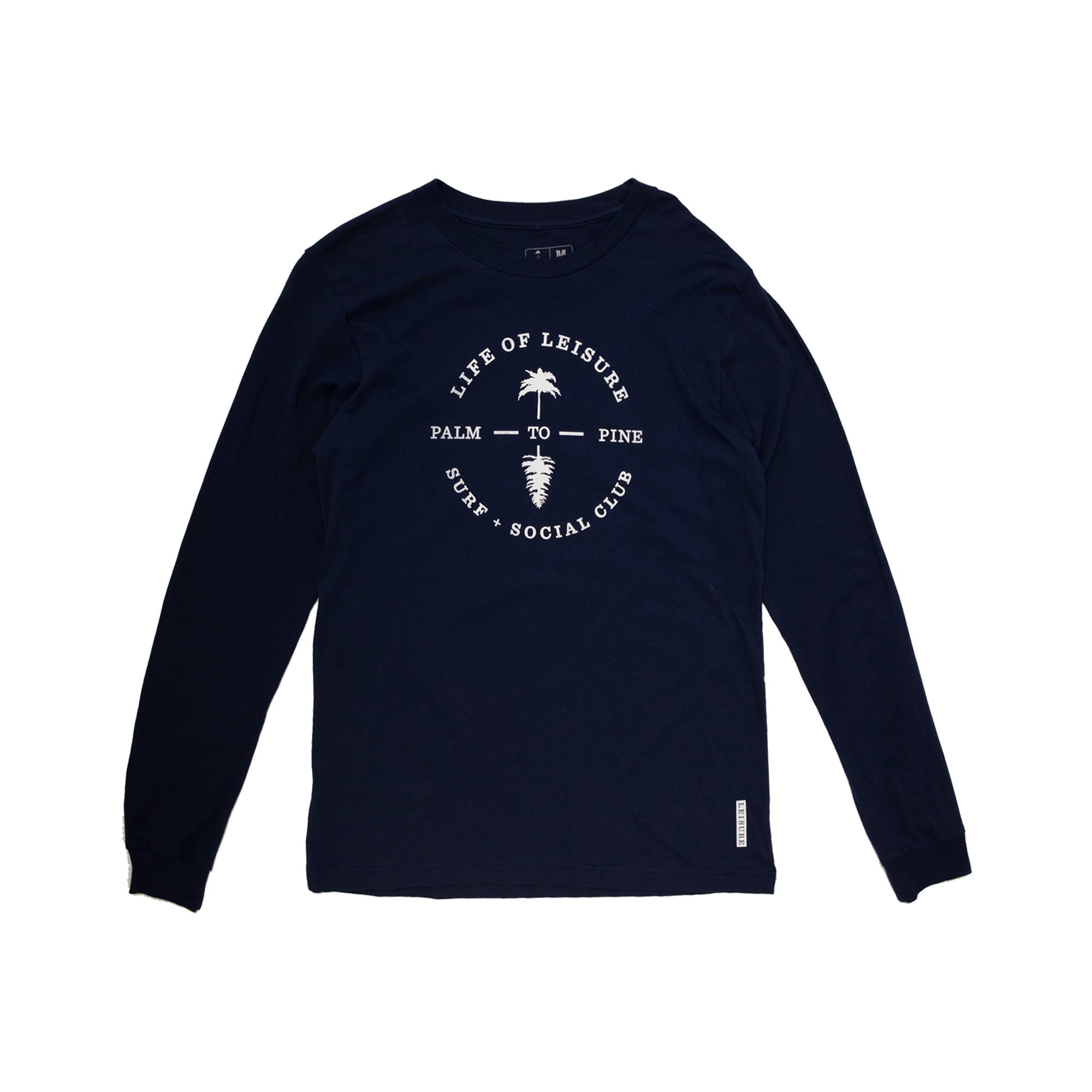 Classic Paradise Crest Long Sleeve