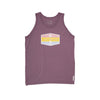 Old Soul Vintage Wash Day Break Badge Tank Top