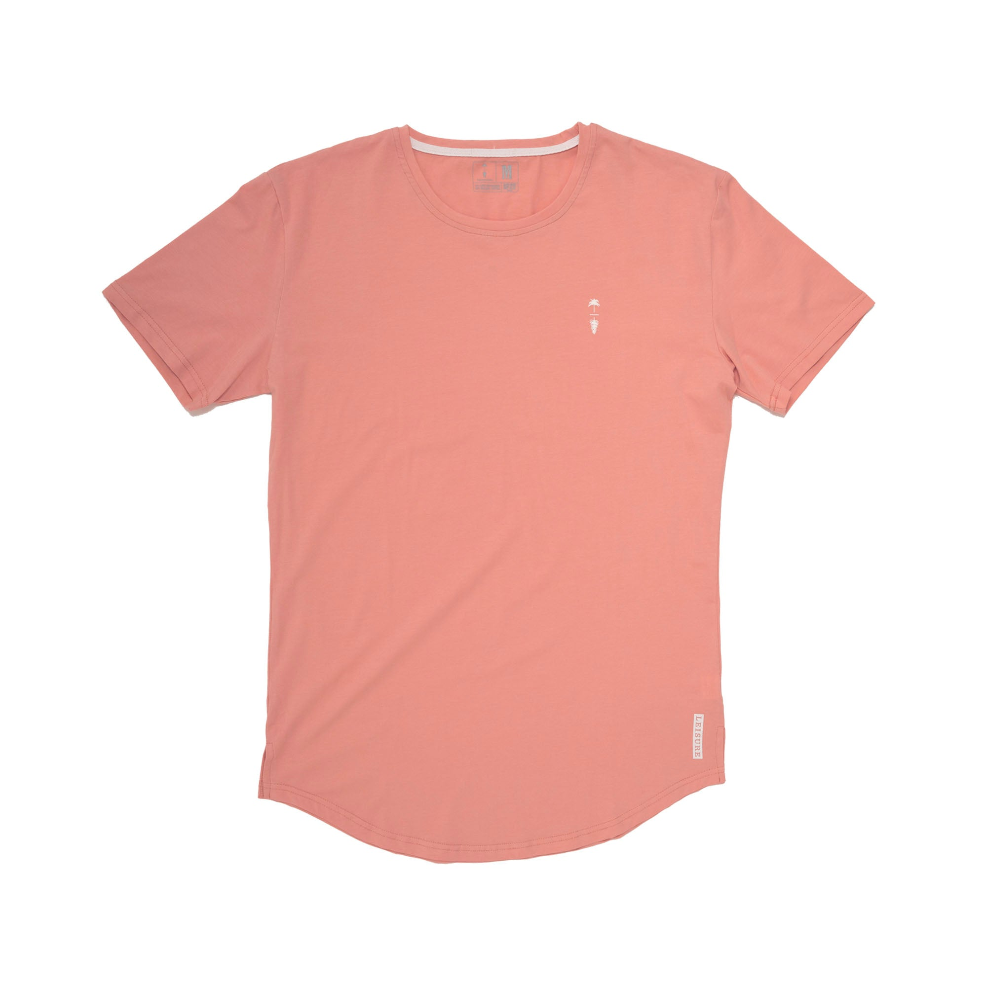 Premium Palm To Pine Scooped T-Shirt