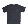 Courier Palm To Pine Pocket T-Shirt
