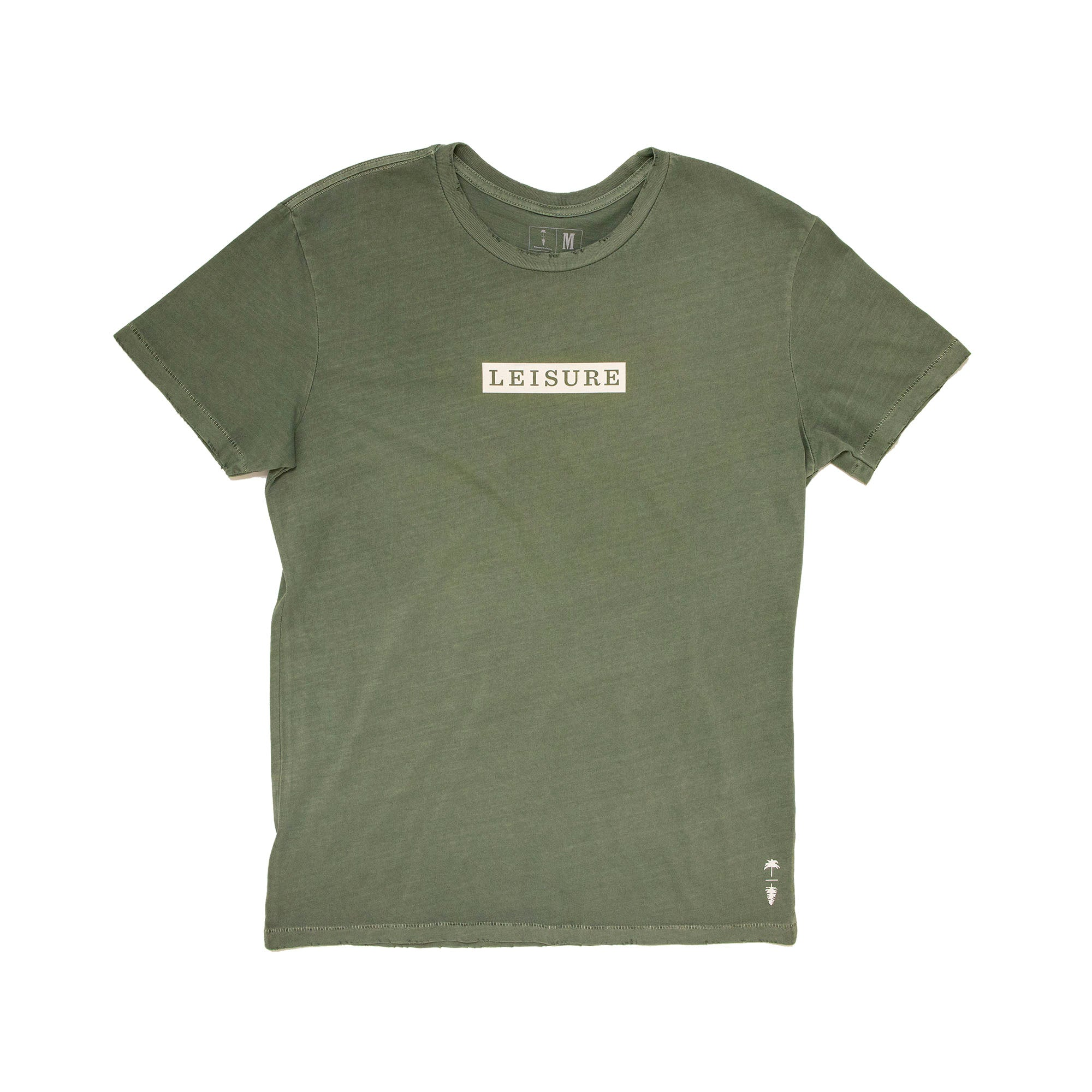 Mellowed Leisure Slab T-Shirt