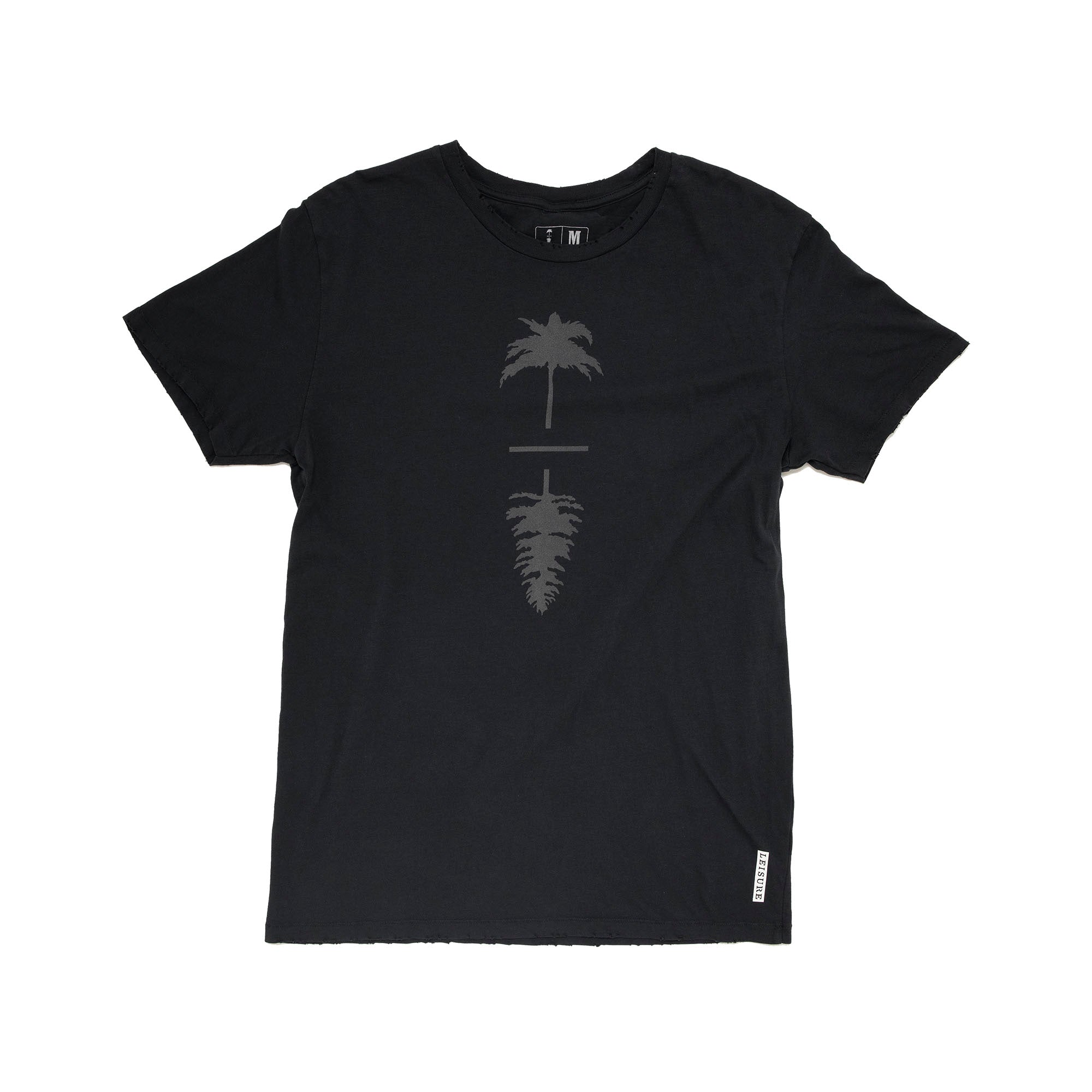 Mellowed Old Growth Palm To Pine T-Shirt