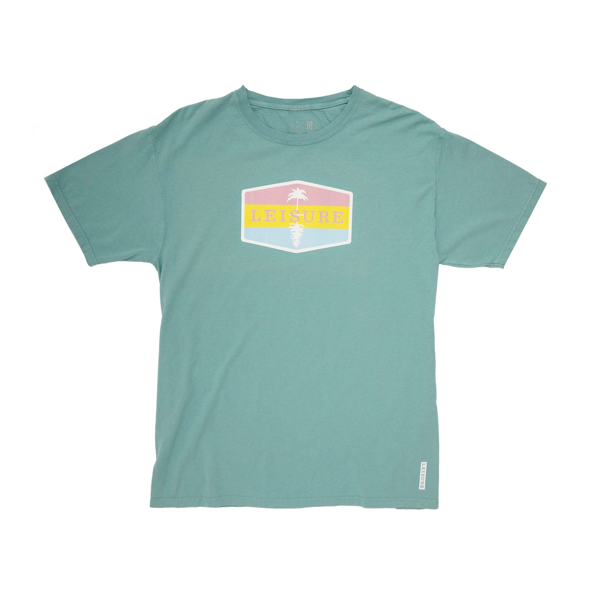 Old Soul Vintage Wash Day Break Badge T-Shirt