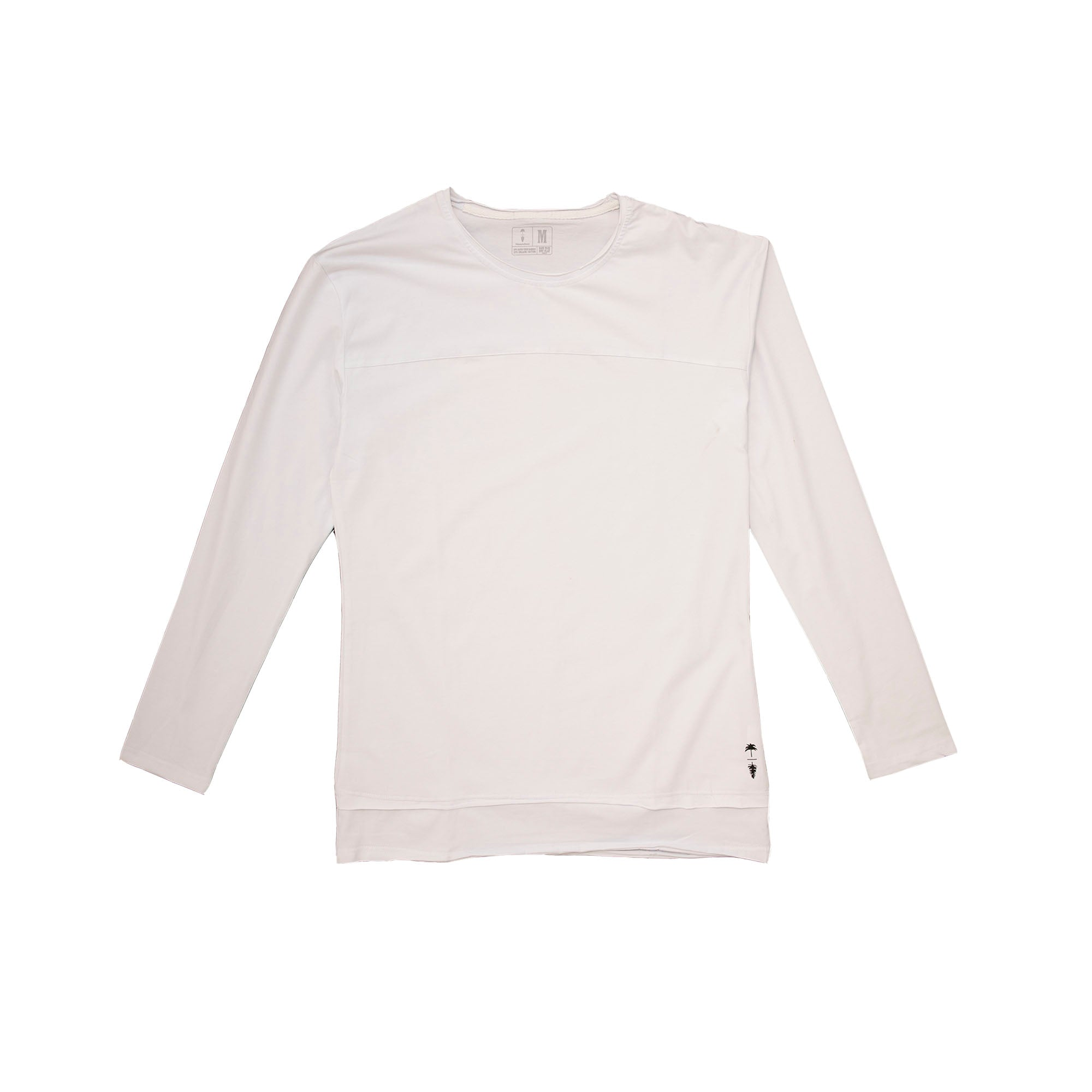 Premium Long Sleeve Drop Shirt