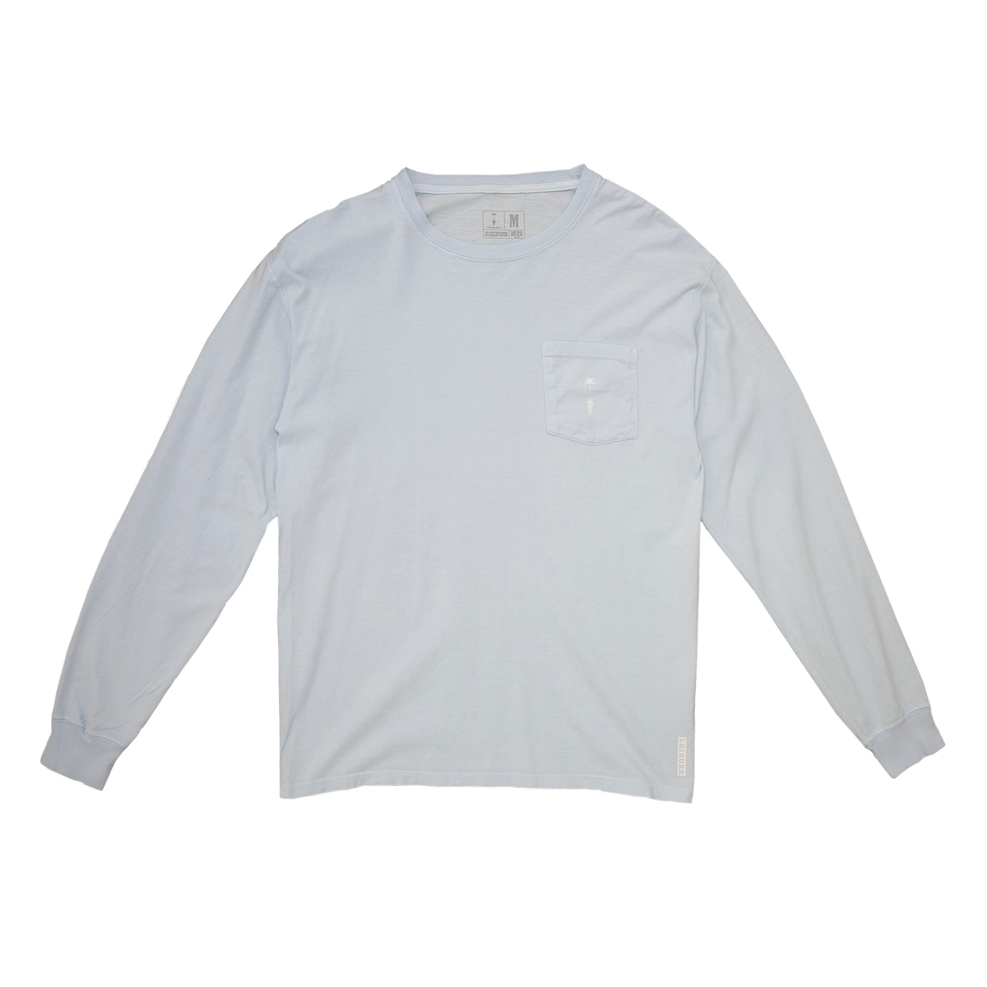 Courier Palm To Pine Pocket Long Sleeve