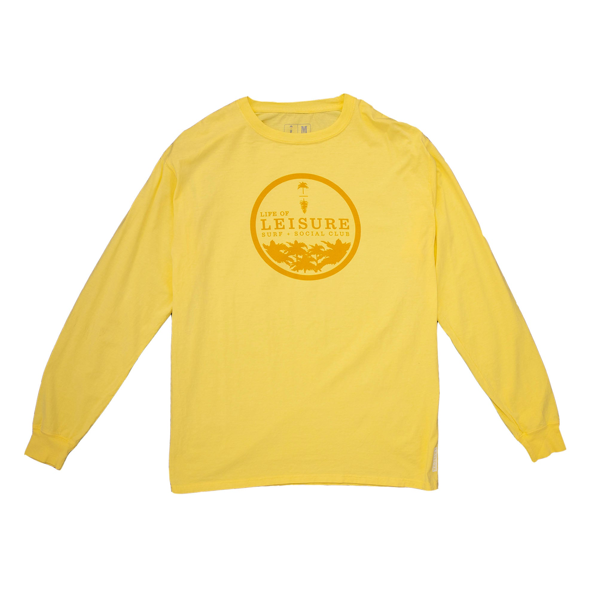 Old Soul Vintage Wash Tropical Thunder Long Sleeve