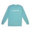 Old Soul Vintage Wash Leisure Long Sleeve
