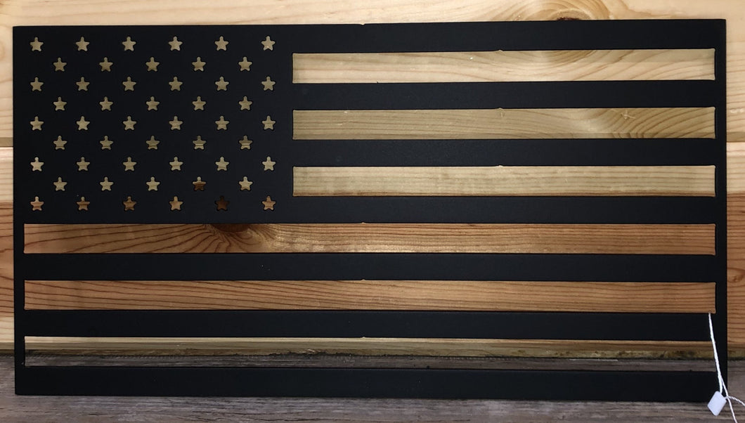 United States of America Flag Small - Cut'N Creations