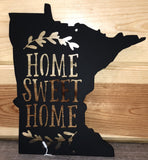 Home Sweet Home Minnesota - Cut'N Creations