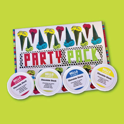 Ice Cream Party Pack