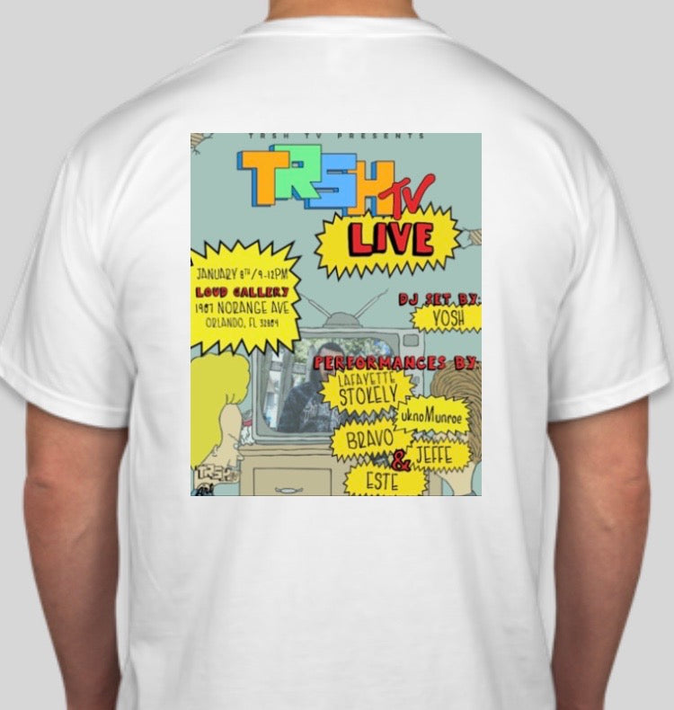 Short Sleeve T-shirt (Beavis & Butthead OG)