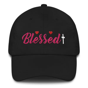 Blessed Hat 1 Embroidered