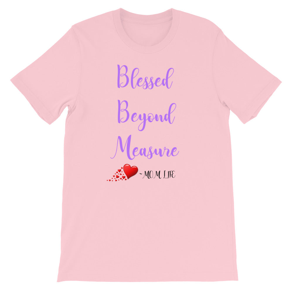 Blessed Beyond Measure Shirt 1