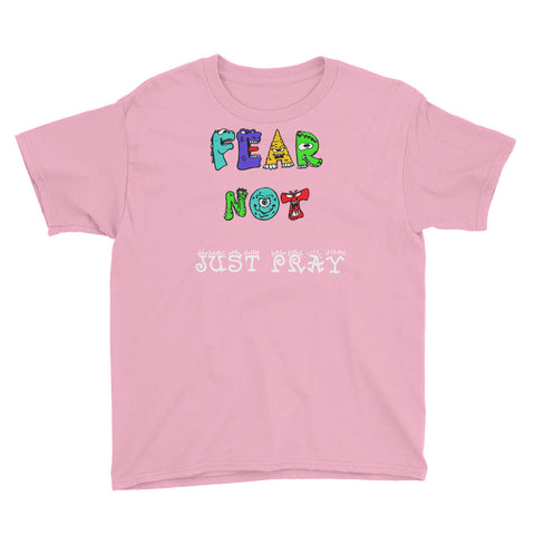 Fear Not Kids Shirt 3 Unisex