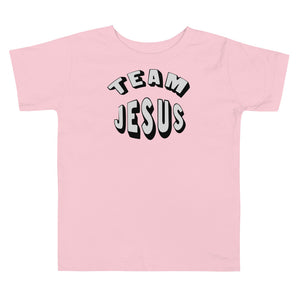 Team Jesus Toddler Shirt 2 Unisex