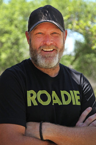 Official Two for the Road ROADIE Brand Branded T-Shirt