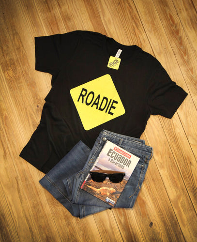 Official Two for the Road ROADIE Brand T-Shirt