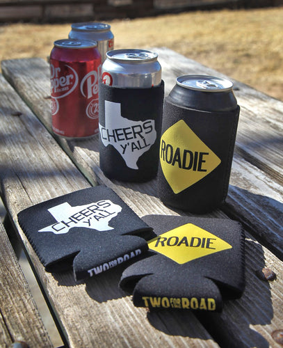 Two for the Road Magnetic Drink Coozies