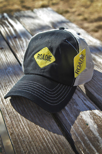 Official ROADIE Adjustable Mesh Cap