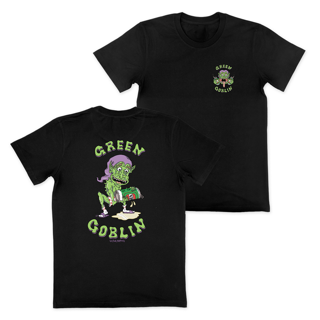 Green Goblin T-Shirt Black