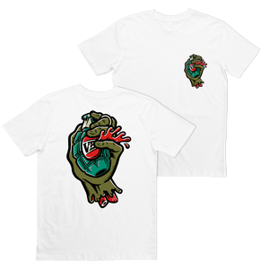 Thirsty Hand Tee White