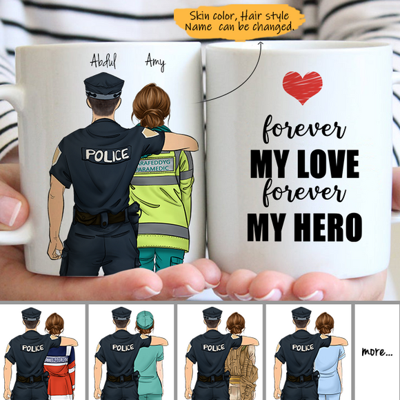 Customize Mug - Police1 - Police