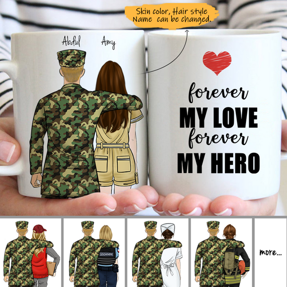 Customize Mug - Soldier5 - Soldier
