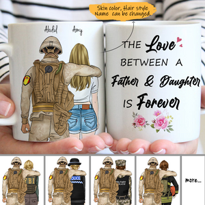 Customize Mug - Soldier Spain - Soldier