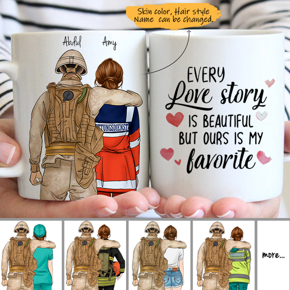 Customize Mug - Soldier