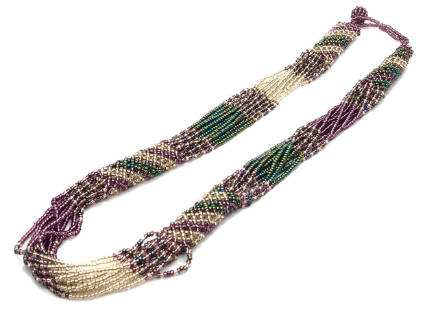 Beaded Vovo Necklace
