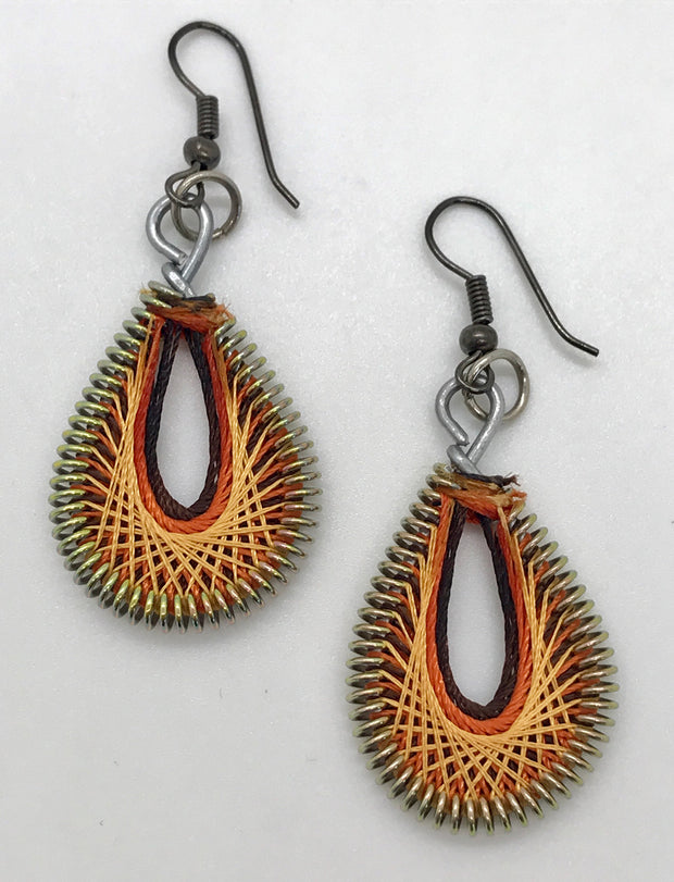 Thread Earring Small