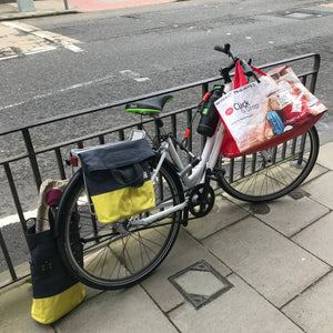 Local Delivery by E-Bike!