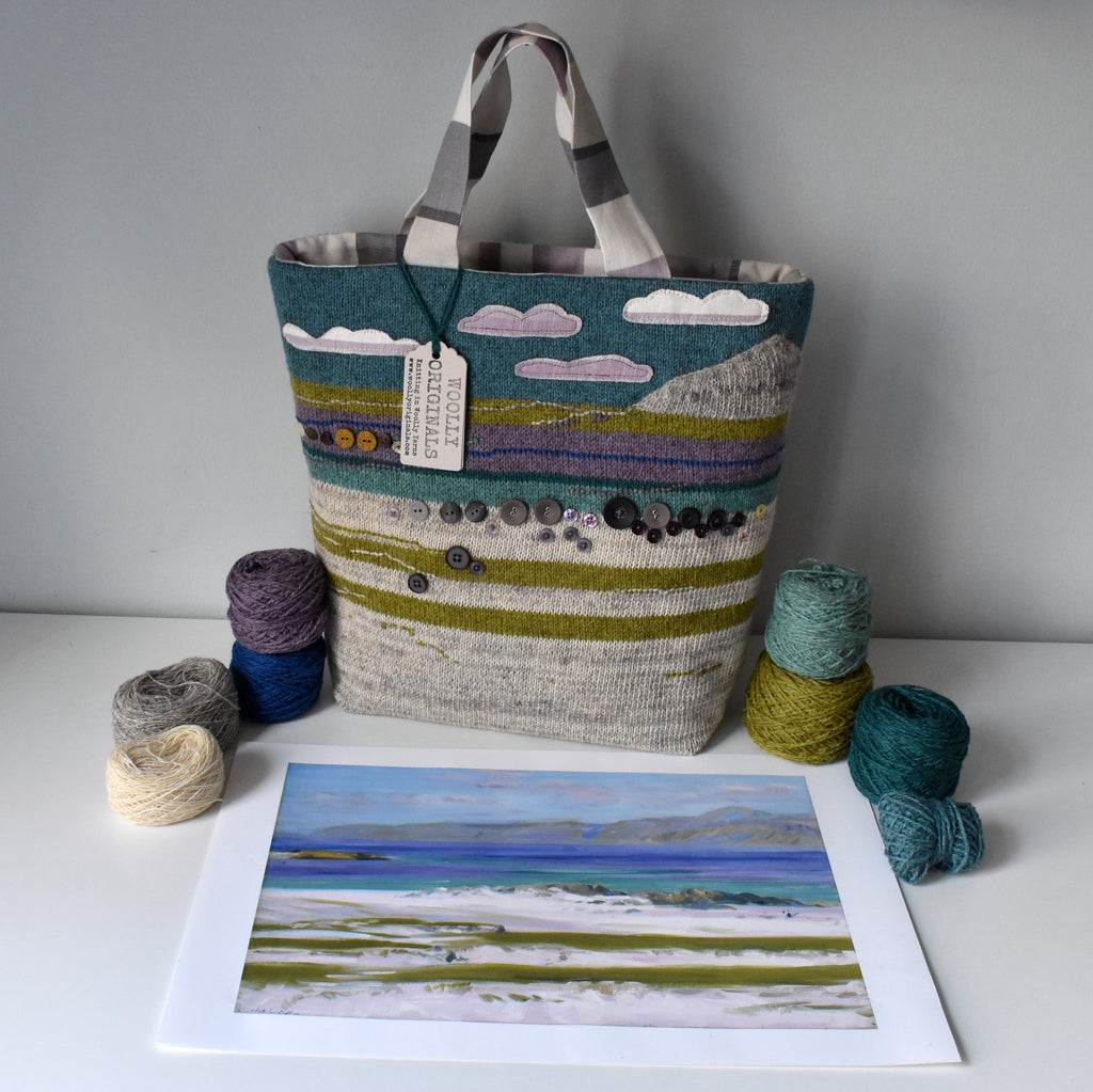 Iona: Wool & Art