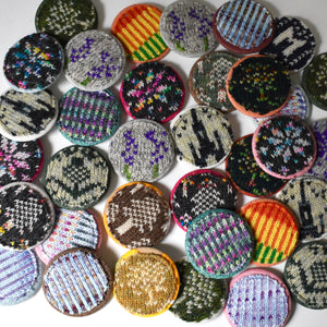 Woolly Badges
