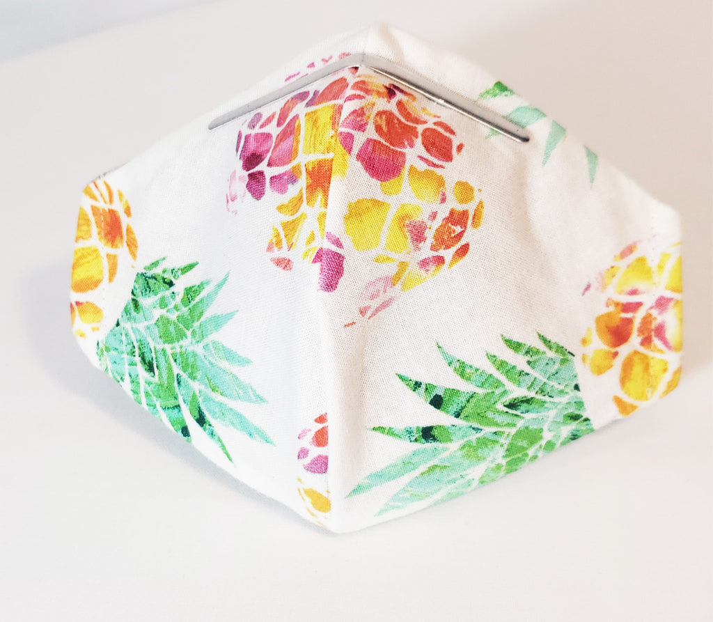 Summer Prints Collection - Pineapple and pink