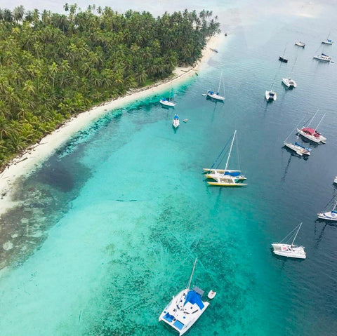 San Blas private day tour