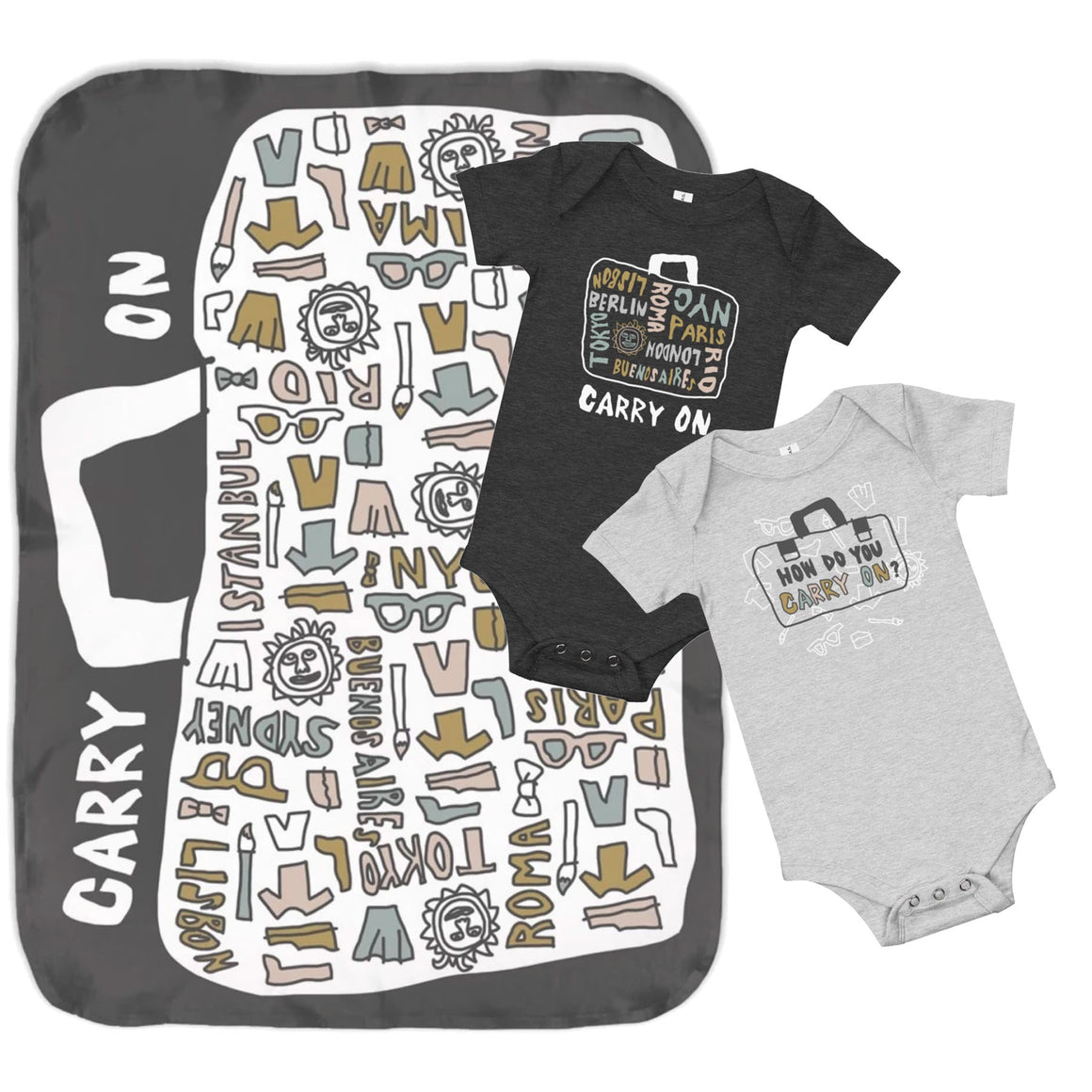 Carry On! Bundle