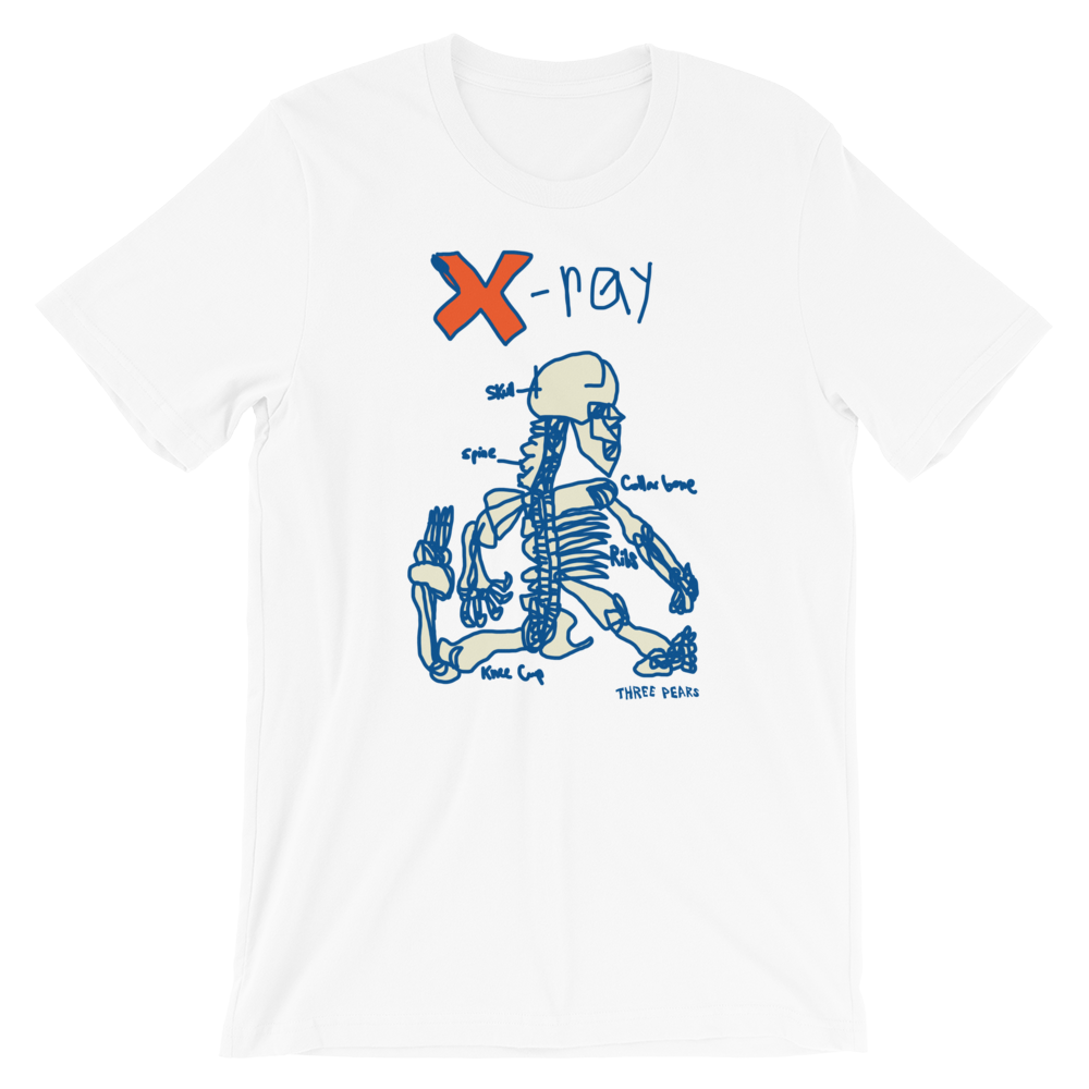 X is for X-Ray Unisex Tee