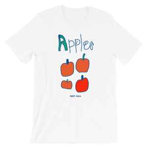 Four Apple Unisex Tee