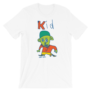 K is for Kid Unisex Tee
