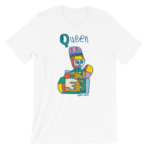 Q is for Queen Unisex Tee