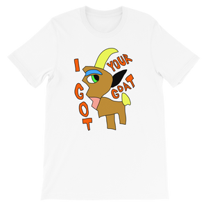 I Got Your Goat Heart T-shirt