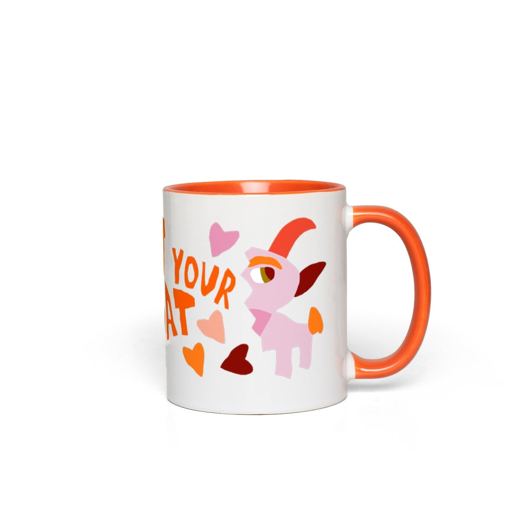 I Got Your Goat Mug