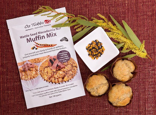 Oz Tukka Wattle Seed Muffin Mix